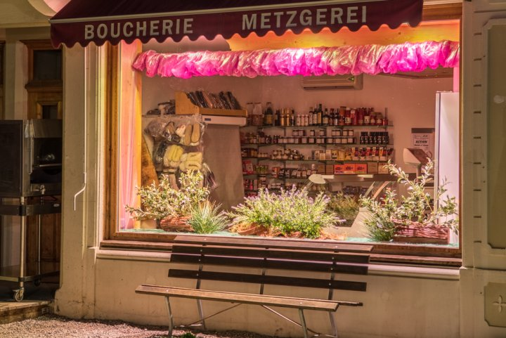 Butchery Gstaad